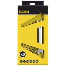 """Набір ріжкових гайкових ключів """"MaxiDrive Plus"""" STANLEY 4-87-051"""