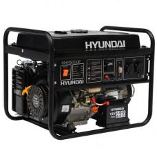 Генератор бензиновий Hyundai HHY 5000 F + лічильник мотогодин HYUNDAI
