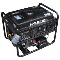 Генератор бензиновий Hyundai HHY 5000 FE + лічильник мотогодин HYUNDAI