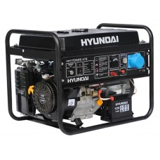 Генератор бензиновий Hyundai HHY 7000 FE ATS + лічильник мотогодин HYUNDAI