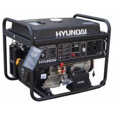 Генератор бензиновий Hyundai HHY 7000 FE + лічильник мотогодин HYUNDAI