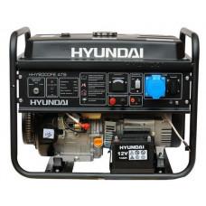 Генератор бензиновий Hyundai HHY 9000FE ATS + лічильник мотогодин HYUNDAI (HHY 9000 FE+ ATS)