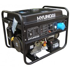 Генератор бензиновий Hyundai HHY 9000 FE + лічильник мотогодин HYUNDAI