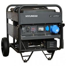 Бензиновий генератор Hyundai HY 12000 LE HYUNDAI (HY12000 LE)