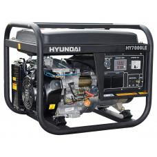 Бензиновий генератор Hyundai HY 7000LE HYUNDAI (HY 7000 LE)
