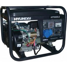 Бензиновий генератор Hyundai HY 9000 LE HYUNDAI