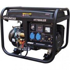 Бензиновий генератор Hyundai HY 7000 LER HYUNDAI