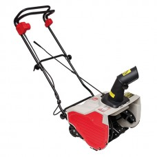 Снігоприбирач електричний, 1,6 кВт, робоча ширина 500 мм, з можливістю регулювання напряму викиду снігу INTERTOOL SN-1600
