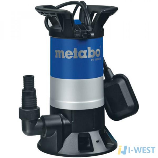 Насос погружной для грязной воды Metabo PS 15000 S (0251500000)