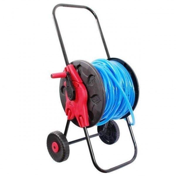 Котушка на колесах для шлангу 1/2 INTERTOOL (GE-3001)