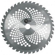 Ніж 25,4x254 мм для мотокіс 40-зубчастий з твердосплавними напайками INTERTOOL DT-2239