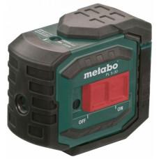 Лазерный нивелир Metabo PL 5-30 (606164000)