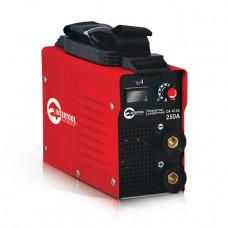 Зварювальний інвертор 230 В, 30-250 А, 9,6 кВт INTERTOOL DT-4125