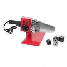 Паяльник для труб з PPR 20-32 мм, 800 Вт, 0-300°С, 230 В INTERTOOL RT-2101