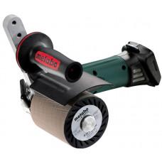Аккумуляторная щеточная шлифмашина Metabo S 18 LTX 115 Inox Каркас (600154850)