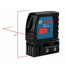 Линейный лазерный нивелир Bosch GLL 2 Professional (0601063701)
