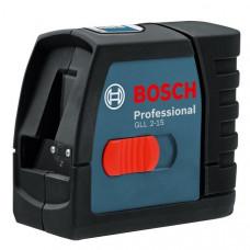 Лазерный нивелир Bosch GLL 2-15 Prof. + BM 3 (0601063702)