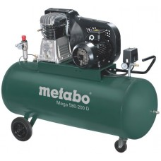Компрессор Metabo Mega 580-200 D (601588000)
