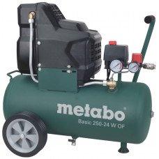 Безмасляний компресор Metabo Basic 250-24 W OF (0230140000)
