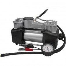 Мінікомпресор автомобільний двопоршневий MIOL 81-118