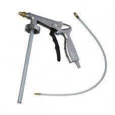 Пістолет під гравитекс пневматичний з гнучкою насадкою INTERTOOL PT-0703