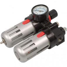 Фильтр очистки воздуха с редуктором и манометром MIOL 81-430
