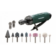 Пневмошліфмашина пряма Metabo DG 25 Set (604116500)