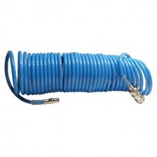 Шланг спиральный полиуретановый 5.5x8мм, 20м INTERTOOL PT-1709