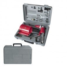 Пістолет заклепувальний пневматичний у валізі з аксесуарами INTERTOOL PT-1304