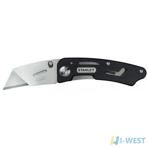 """Нож складной """"Stanley Utility"""" с фиксированным лезвием STANLEY 0-10-855"""