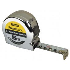 """Рулетка """"Powerlock"""" с лентой из нержавеющей стали STANLEY 0-33-299"""