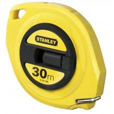 """Рулетка вимірювальна довга """"Stanley ABS"""" зі сталевою стрічкою STANLEY 0-34-108"""