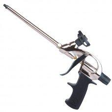 Пістолет для піни з тефлоновим покриттям тримача балона 4 нас. INTERTOOL PT-0604