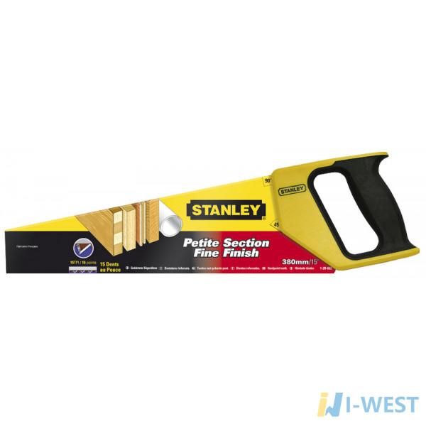 Ножовка универсальная с закаленным зубом STANLEY 1-20-002