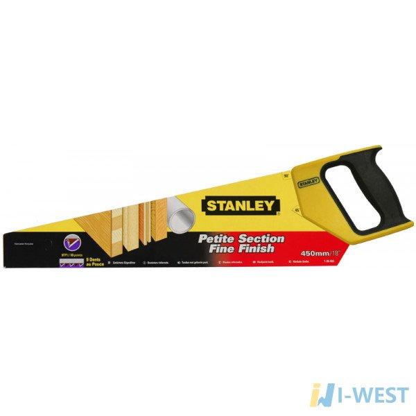 Ножовка универсальная с закаленным зубом STANLEY 1-20-003