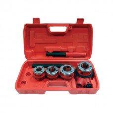 Набір плашок 4 шт. для нарізання різьби 1/2 INTERTOOL (SD-8004)