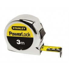 "Рулетка ""Micro Powerlock"" Stanley 0-33-522 STANLEY"