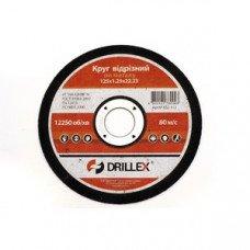 Відрізний круг по металу DRILLEX 653-025