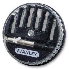 Биты в наборе 7 ед. Stanley 1-68-735 STANLEY