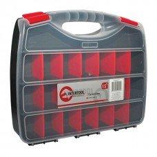 Органайзер пластиковый, 12,5 INTERTOOL (BX-4001)