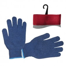 Перчатка трикотажная синтетическая 9