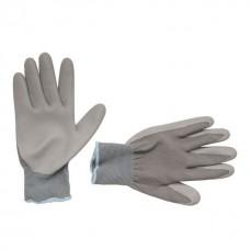 Перчатки трикотажные с нитриловым покрытием, 10