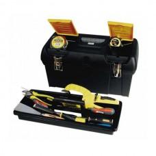 Ящик для инструментов 40 см металлический замок Stanley 1-92-065 STANLEY