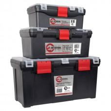 Комплект ящиків для інструментів, 3 шт INTERTOOL BX-0003
