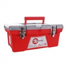 Скринька для інструментів з металевими замками 13