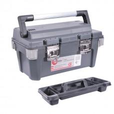Скринька для інструментів з металевими замками 20