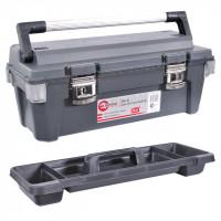 Ящик для инструмента с металлическими замками 25,5