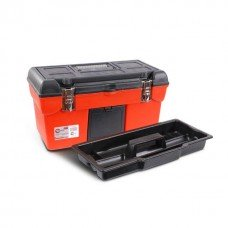 Скринька для інструментів з металевими замками 19 INTERTOOL (BX-1119)