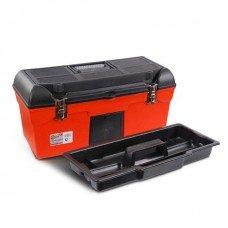 Ящик для инструмента с металлическими замками 24 INTERTOOL (BX-1123)
