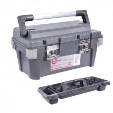 Ящик для инструмента с металлическими замками 20 INTERTOOL (BX-6020)